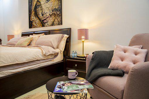 Mahrous, Houses, Bedroom, Bed, Furniture, Hotel