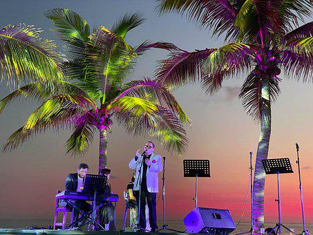 Music, Live, Band, Nightlife, Show, Entertainment