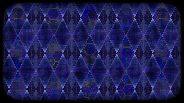 Rhombus, Pattern, Background, Rhomboid, Geometric