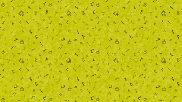 Internet, Doodle, Background, Pattern, Money, Dollar