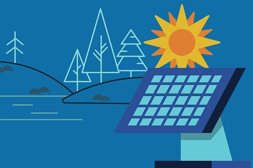 Solar Energy, Solar Panel, Solar Cells, Power Supply