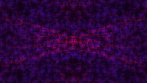 Triangles, Pyramid, Twirl, Wave, Light, Art, Trippy
