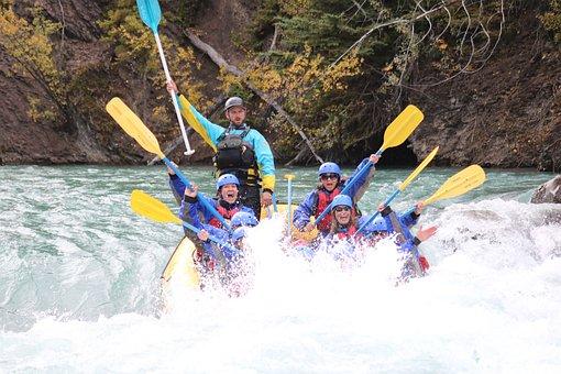 Rapids, Rafting, White Water