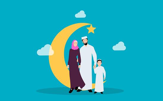 Ramadan, Kareem, Family, Religion, Masjid, Eid, Arabic