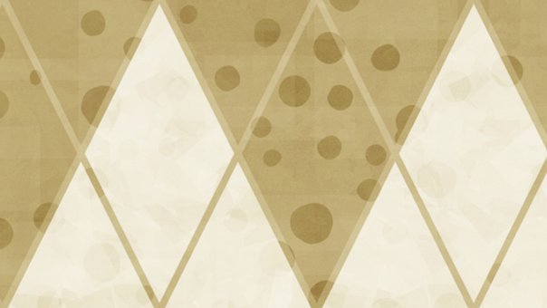Rhomboid, Background, Pattern, Circles, Rhombus