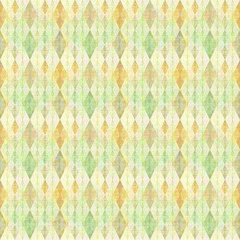 Rhomboid, Pattern, Background, Rhombus, Checkered