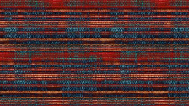 Stripes, Fabric, Pattern, Background, Textile, Rough