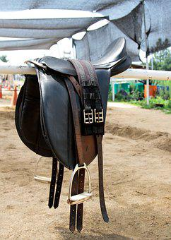 Saddle, Lone, Black