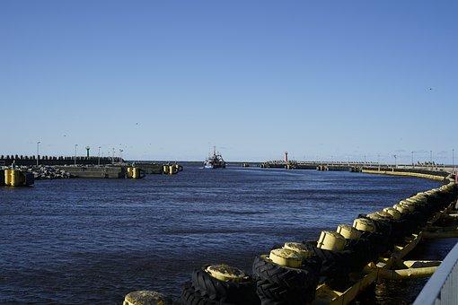 Sea, Harbor, Boat, Port, Water, Ship, Ocean, Harbour