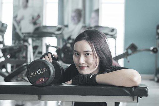 Strong, Gym, Sporty, Fitness, Sportswear, Athlete