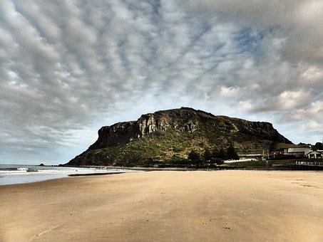 Tasmania, Australia, Landscape, Beach, Seascape, Nature