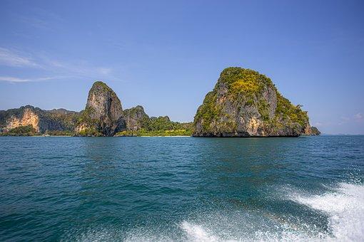 Nature, Asia, Travel, Thailand, Island, Landscape