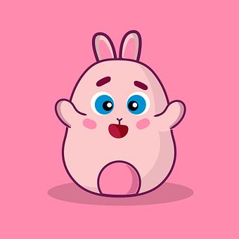 Bunny, Animal, Cute, Kawaii, Toy, Rabbit, Easter, Hare