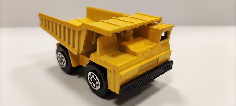 Car, Vehicle, Toy, Auto, Matchbox, Old, Retro
