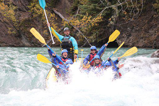 Rapids, Rafting, White Water, White Water Rafting