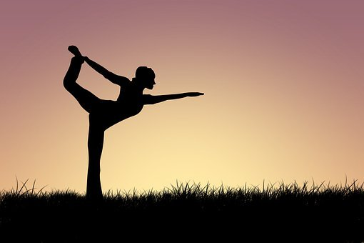 Woman, Yoga, Silhouette, Pose, Yoga Pose, Exercise