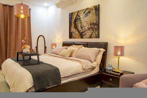 Mahrous, Houses, Master, Bedroom, Decoration, Furniture