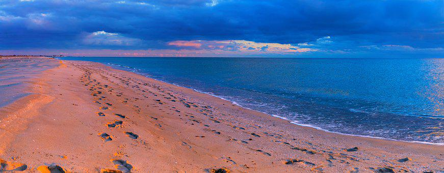 Beach, Beautiful, Beauty, Black Sea, Cloud, Coast