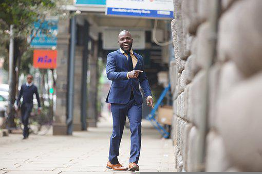 Man, Suit, Street, Business, Wedding, Businessman