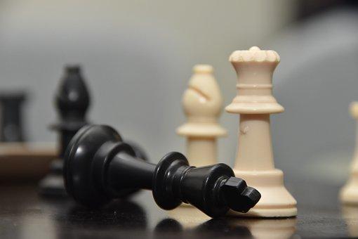 Checkmate, Chess, Board, Chess Board, Resignation