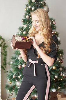 Present, Box, Christmas, Gifts