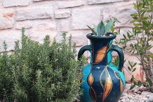 Garden, Decoration, Nature, Flowers, Decorative