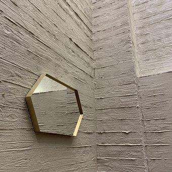 Wall, Mirror, Deep