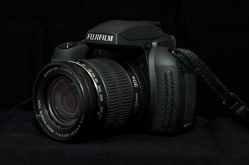 Fujifilm, Hs30, Bridge, Camera, Photography, Digital