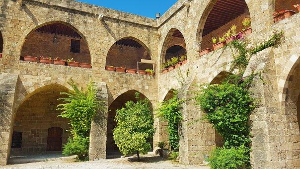 Lebanon, Khan El Franj, Sidon, Historically