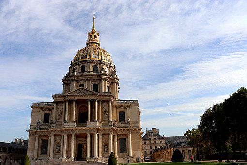 Invalid, Monument, Military Hospital, Napoleon's Grave