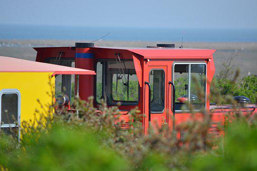 Borkumer Kleinbahn, Loco, Borkum, Small Ground