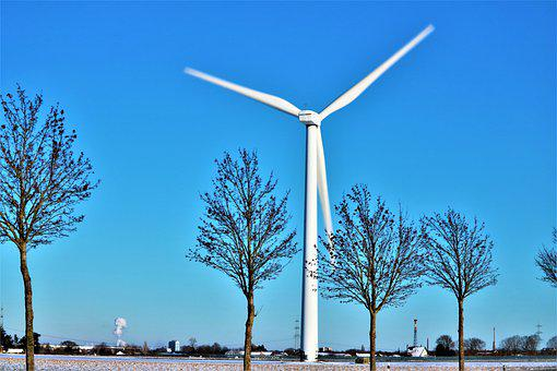 Pinwheel, Wind Energy, Wind Power, Energy Revolution