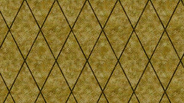 Rhomboid, Pattern, Background, Geometric, Rhombus, Grid