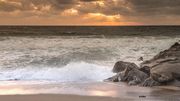 Sea, Sand, Beach, Nature, Summer, Water, Travel