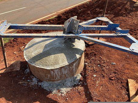 Foundation-column Joint, Steel Structures