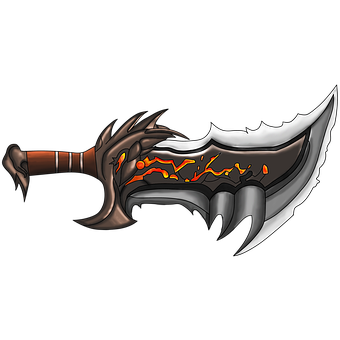 Espada Del Caos, Chaos Sword, Sword, Chaos, Espada