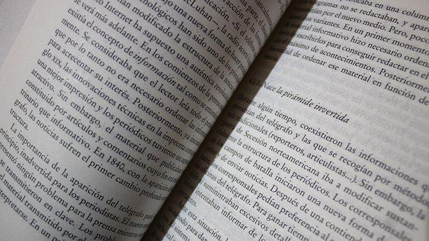 Libro, Book, Letras, Abierto, Texto, Education