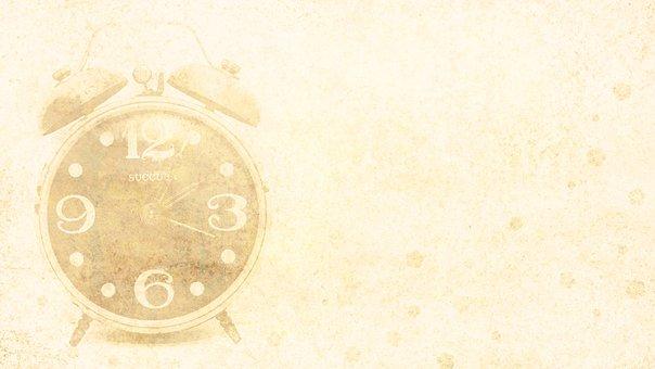 Time, Transience, Clock, Alarm, Deadline, Alarm Clock