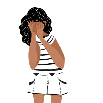 Girl, Sadness, Depressed, Sad, Depression, Young Woman