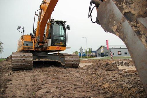 Industry, Industry Development, Digger, Building