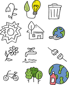 Home, Buildings, Earth, Planet, Ecology, Conservation