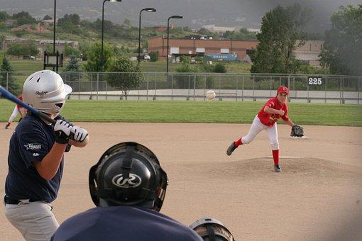 Baseball, Sport, Sports, Ball, Game, Field, Cap