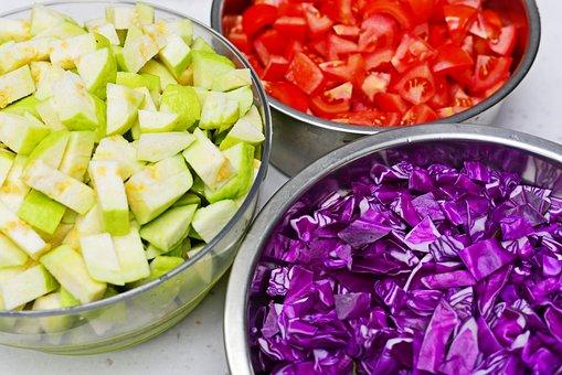 Fruit, Red Fruit, Purple Vegetable, Green Fruit, Guava