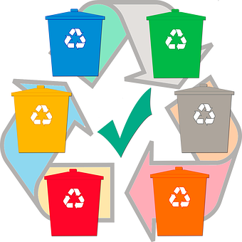 Container, Garbage, Recycling, Trash, Pollution, Waste