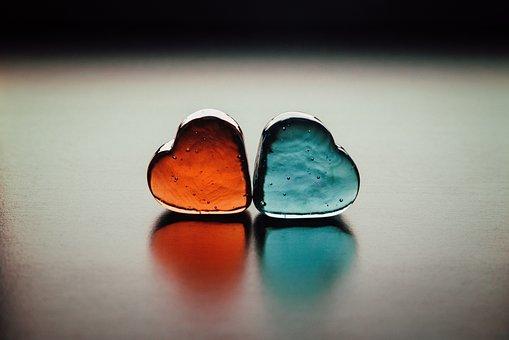 Valentine's Day, Hearts, Love, Romantic, Romance, Red