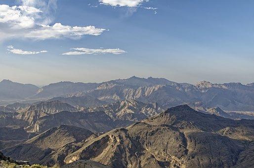 Mountains, Mountain Range, Adventure, Hiking, Outdoors