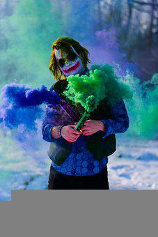 Joker, Gotham, Dj, Cosplay, Shooting, Comics, Hooligan