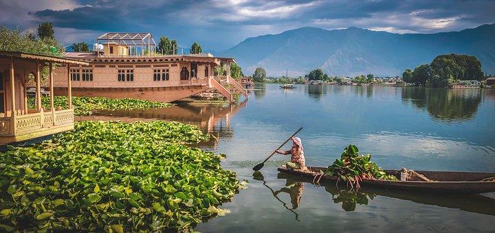 Kashmir, India, Ladakh, Srinagar, Leh, Landscape