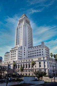 Los Angeles, Los Angeles City Hall, Architecture