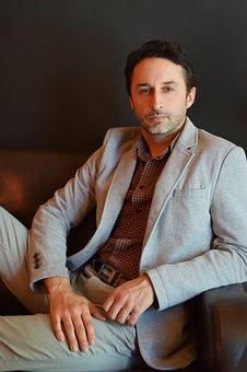 Man, Model, Suit, Male, Business, Posture, Jacket